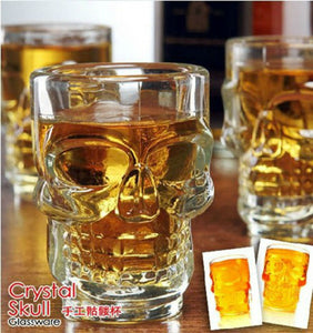 500ML Skull Beer Glass