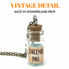 Load image into Gallery viewer, Alice in Wonderland necklace