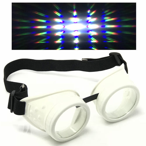 Diffraction Glasses Rave Wear