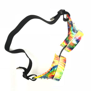 Kaleidoscope goggles diffraction glasses