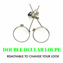 Load image into Gallery viewer, steampunk goggles rave glasses umbrellalaboratory