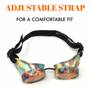 Diffraction Goggles Rave Wear Glasses
