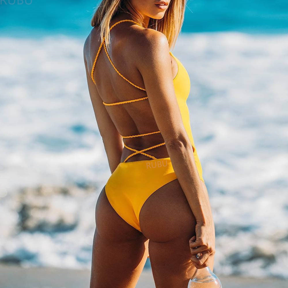 Johanna's One Piece Swimsuit