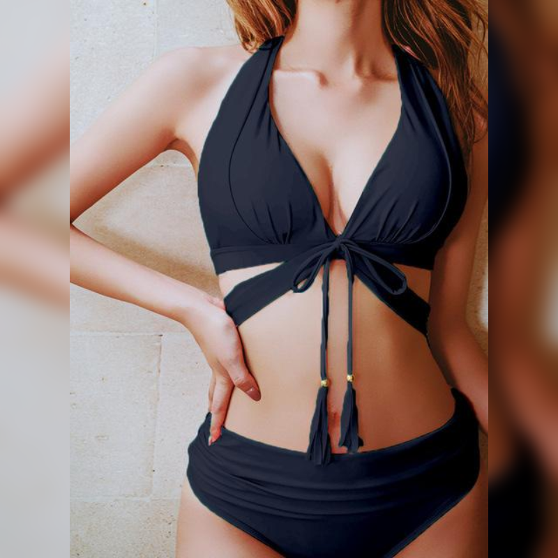 Sharon's High Waist Bikini