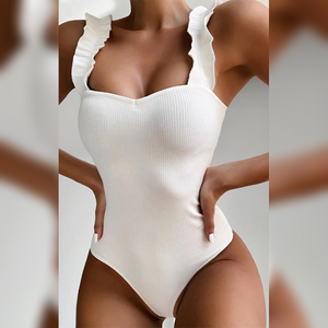 Amina's Ribbed One Piece