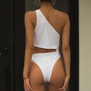 Liliana's One Shoulder Monokini
