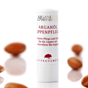 Argan oil lip care مرطب شفه عضوي بزيت الأرجان