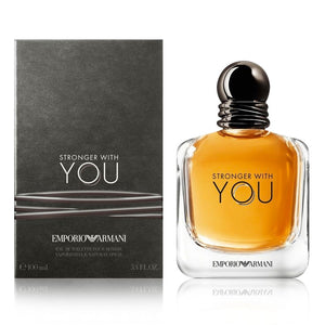 Emporio Armani Stronger With You Cologne 1.7 oz
