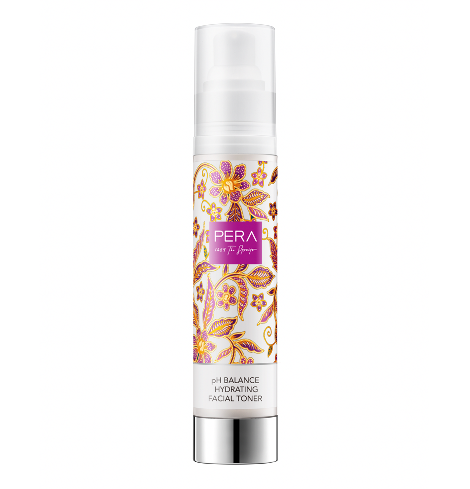 Best facial toner - Peranakan natural skin care PERA