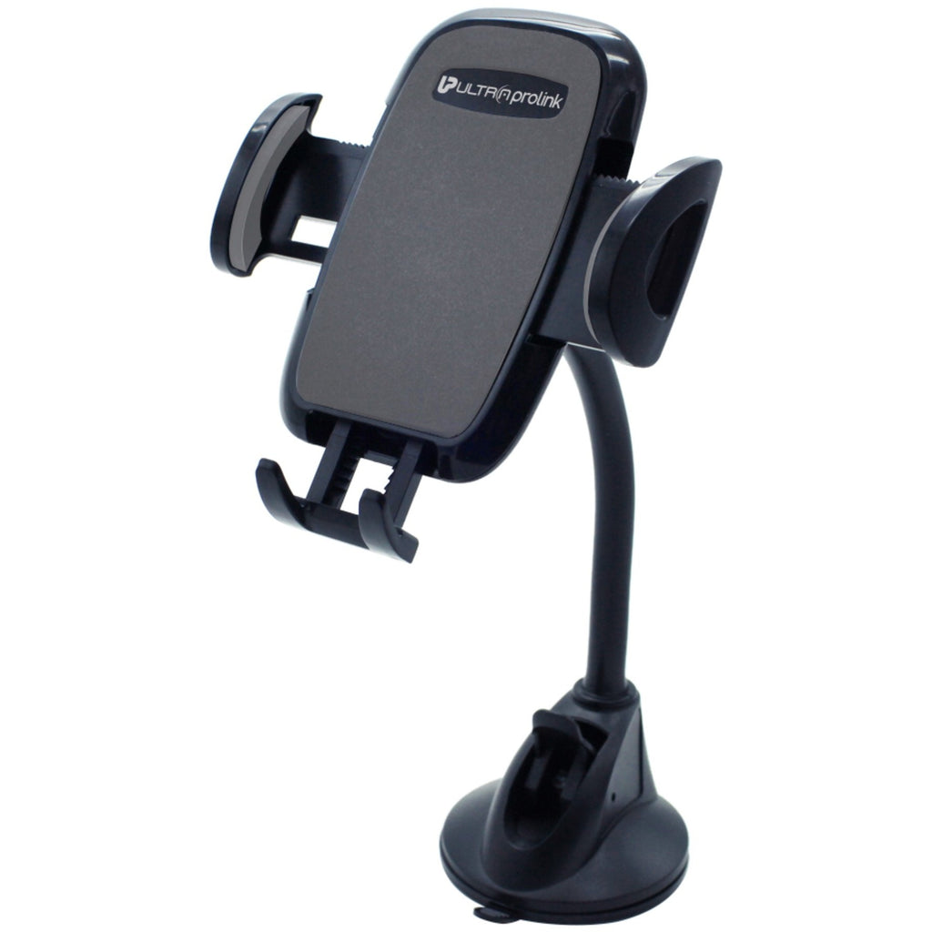 UltraProlink UM0078 Gooseneck Mini - Universal Mobile Mount for Car Windscreen with flexible goose neck