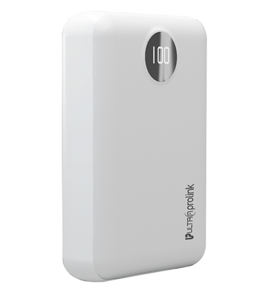 UM0101 Boost Mini 10000mah Power Bank (White)