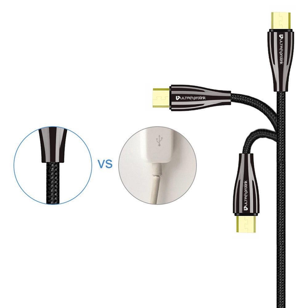 Zync Micro USB Cable 1.5m UL0056-0150 (Black)