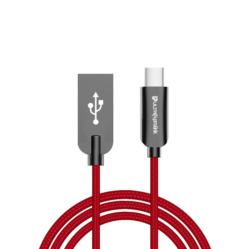 Zync Type C Cable 1.5m UL0058-0150 (Red)