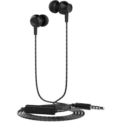 Pro-BUDS XB Wired Earphones with Mic UM0063 (Black)