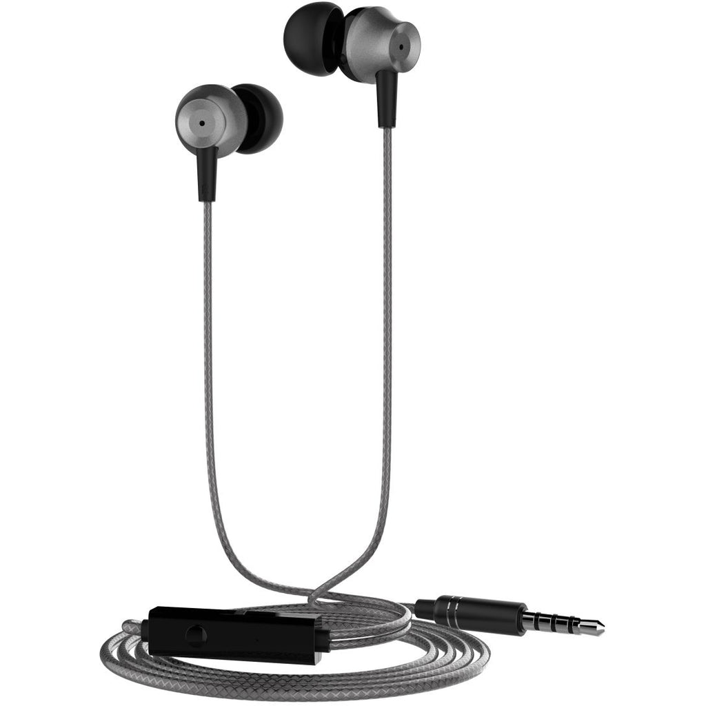 Pro-BUDS XB Wired Earphones with Mic UM0063 (Grey)