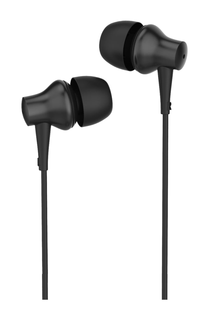 Pro-BUDS 2 Wired Earphones with Mic UM0064 (Black)