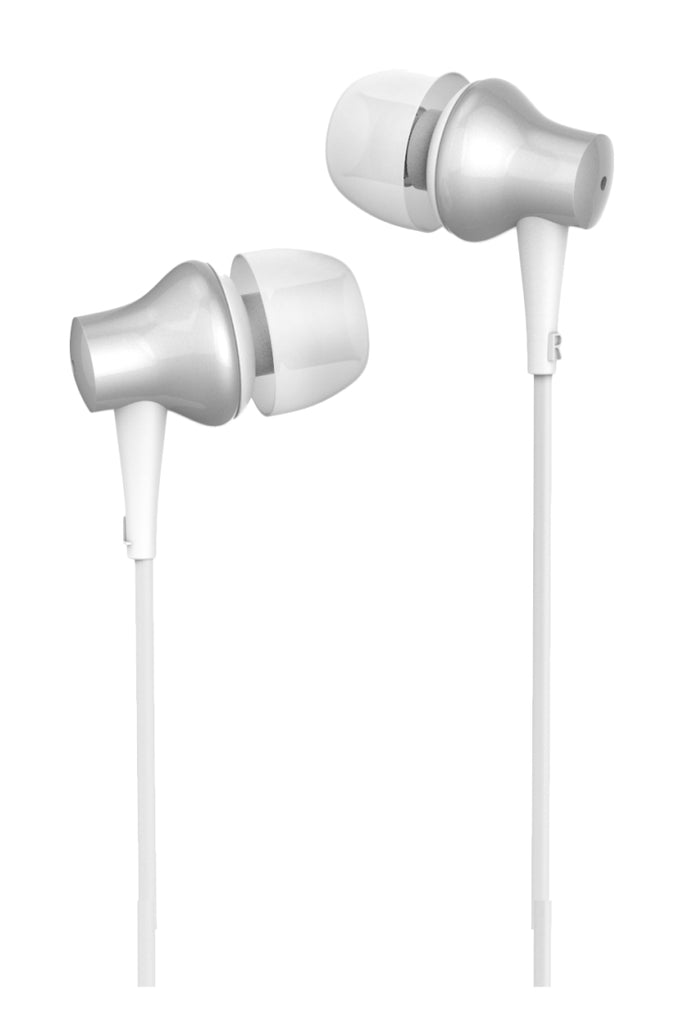 Pro-BUDS 2 Wired Earphones with Mic UM0064 (Silver)