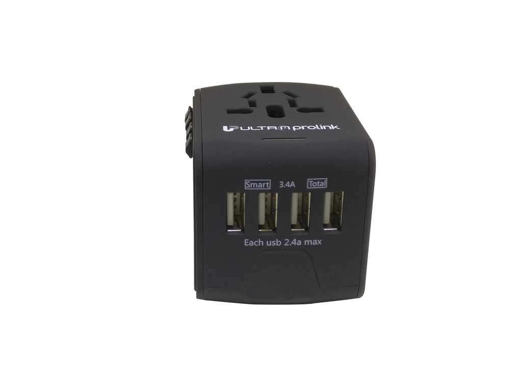 Pro-Traveller Adapter 4 USB UM0072