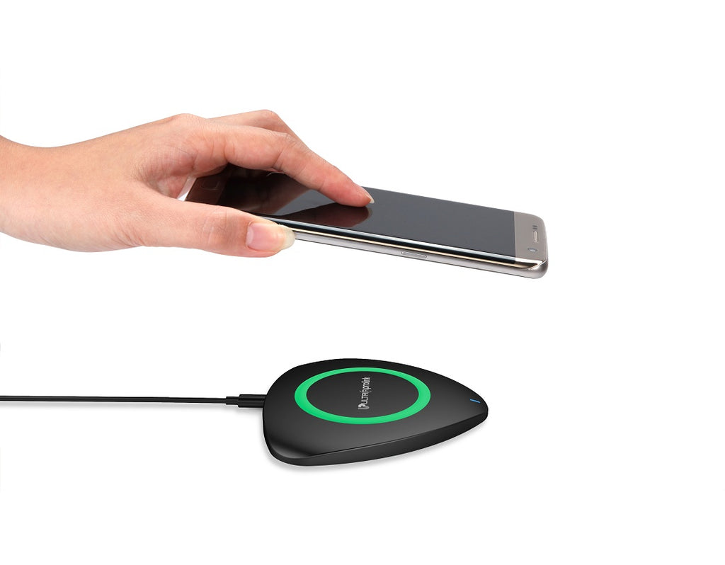 Vylis Wireless Charging Pad UM0073 (Black)