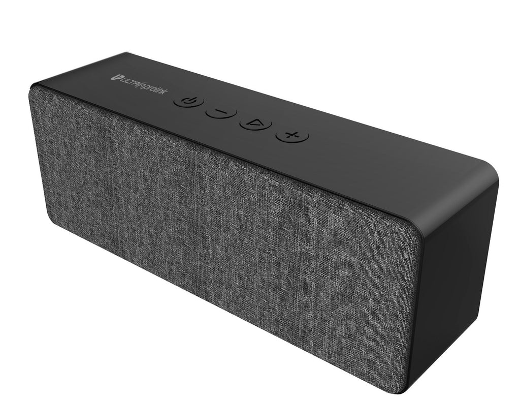 UltraProlink UM0084 Hi-Q Groove Wireless Multimedia Speaker (Black)