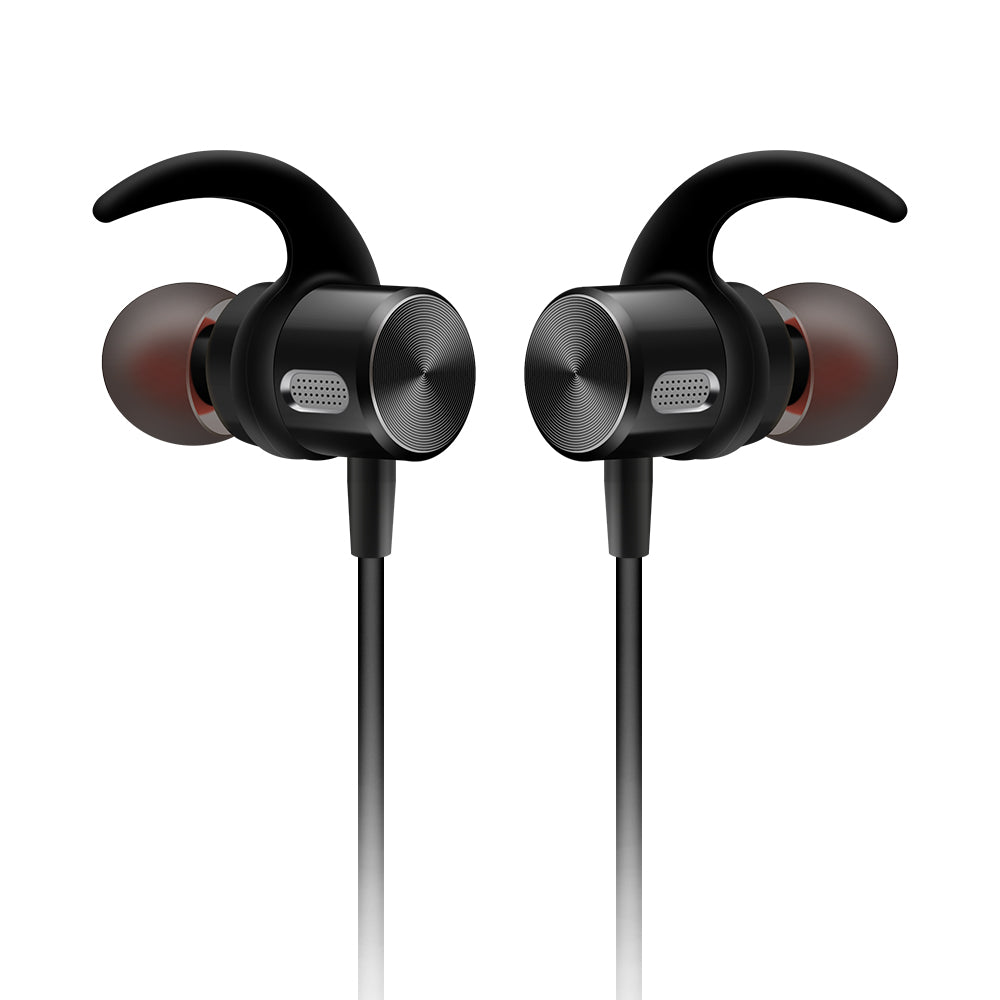 Activ Wirless Earphone With Magnetic On/Off UM0086 (Black)