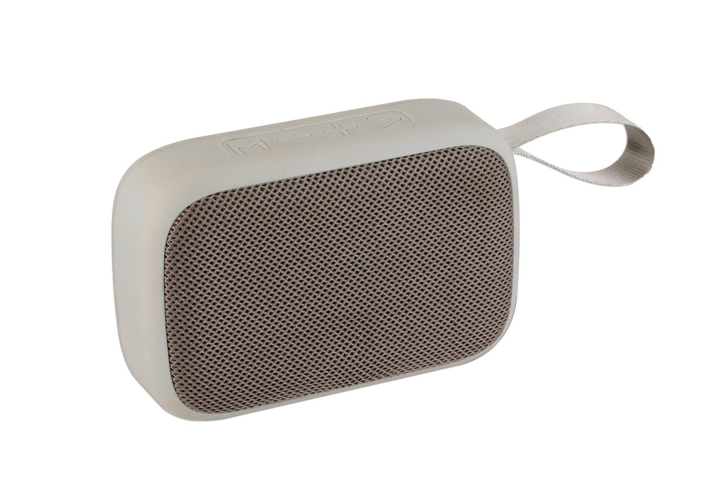 HI Q Zulu Wireless Speaker 3W UM1004 (Grey)