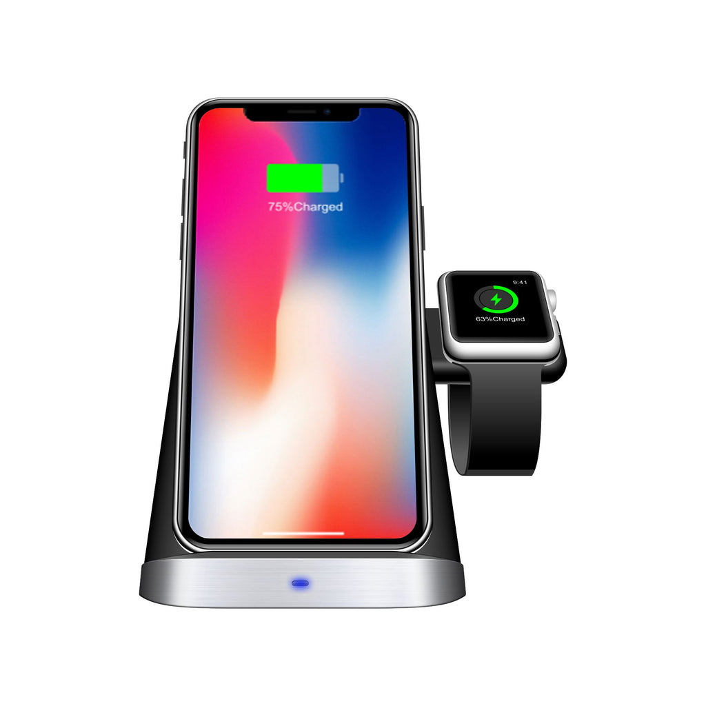 Vylis Dock 10W 3-in-1 Fast Wireless Charging Dock for Apple UM1006