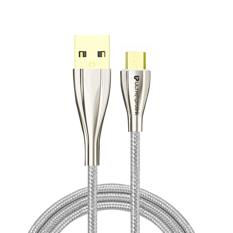 Zync Micro USB Cable 1.5m UL0056-0150 (White)