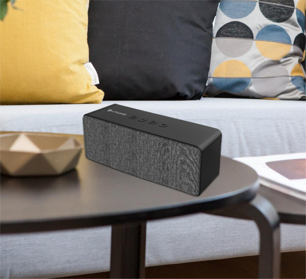 Hi-Q Groove Wireless Multimedia Speaker UM0084 (Black)