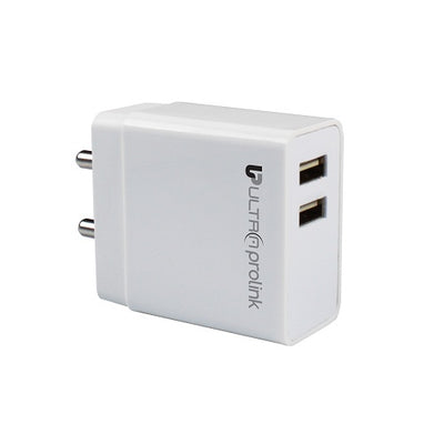 Boost 24 Rapid Wall Charger with Dual USB Ports UM0088 (White)