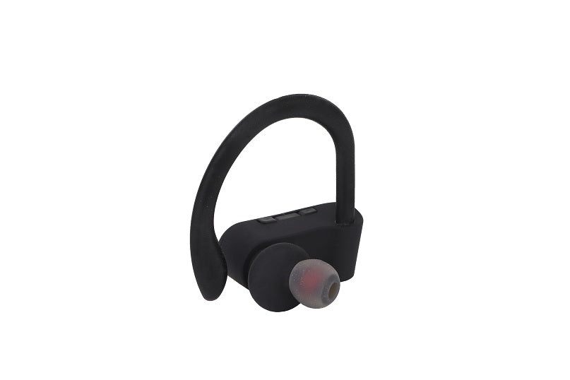 UltraProlink ProTwins UM1007 TWS Ear-Buds with IPX4 Water resistance,Up to 4H Playback with Case,Secure Sports Fit
