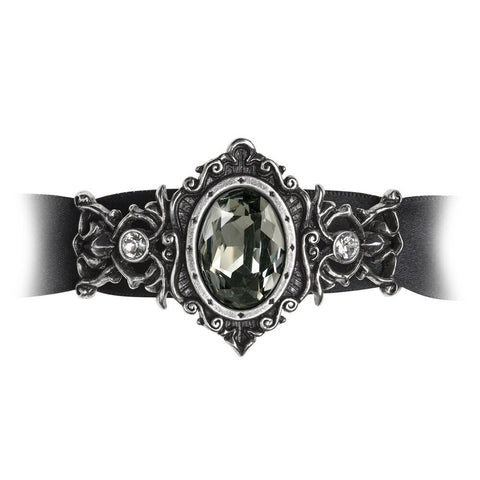 The St. Petersburg Tear Ribbon Bracelet - Gothic Curios