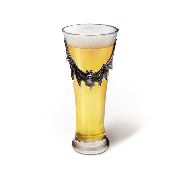 Villa Deodati Continental Beer Glass - Gothic Curios