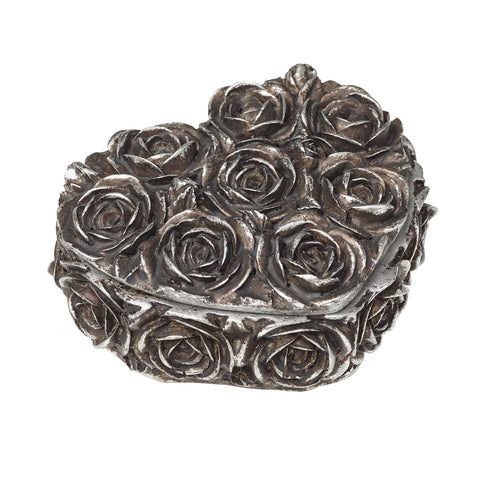 Rose Heart Box