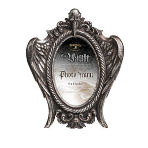My Soul from the Shadow Picture Frame - Gothic Curios