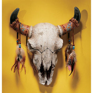 SPIRIT OF THE WEST COW SKULL