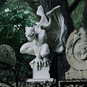 LARGE DRAGA THE GARGOYLE VAMPIRE NR - Gothic Curios