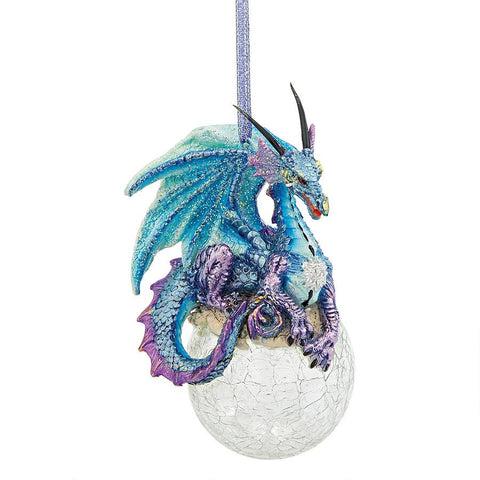 2013 FROST THE GOTHIC DRAGON ORNAMENT - Gothic Curios