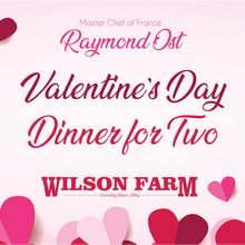 Valentine's Day Take Home Dinner for Two
