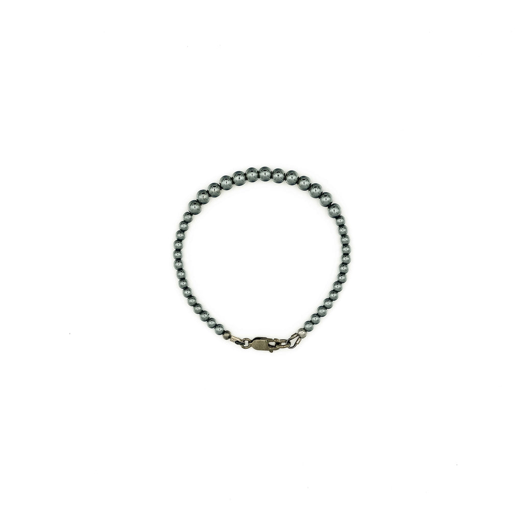 Hematite 04 Bracelet | American Foundation For Suicide Prevention