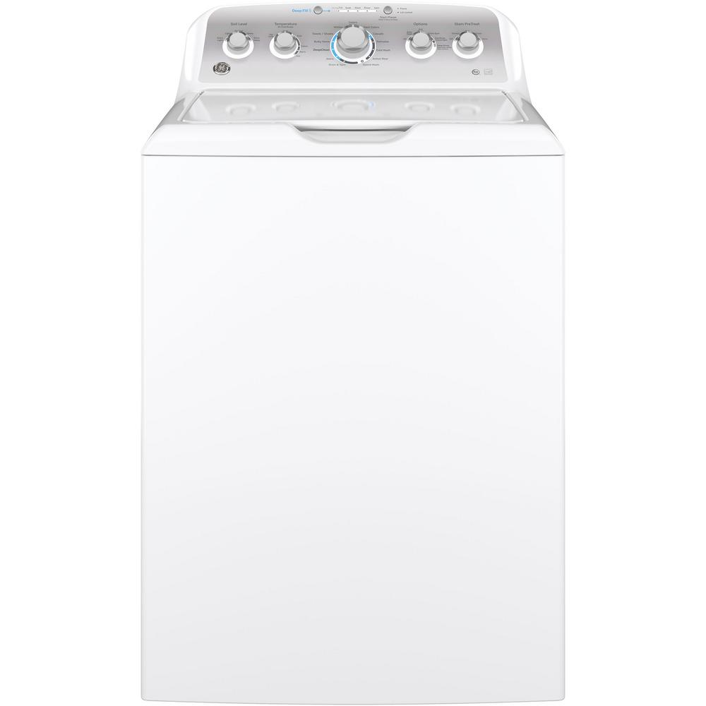 GE 4.6 Cu Ft washer And 7.2 Cu Ft Dryer Electric set