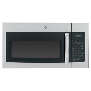 GE 1.6 cu. ft. Over the Range Microwave in Stainless Steel Model JVM3160RFSS