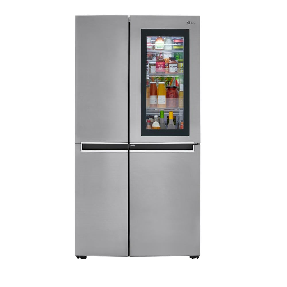 LG 26.8 cu. ft. Side by Side Refrigerator with InstaView Door-in-Door (LRSES2706V)