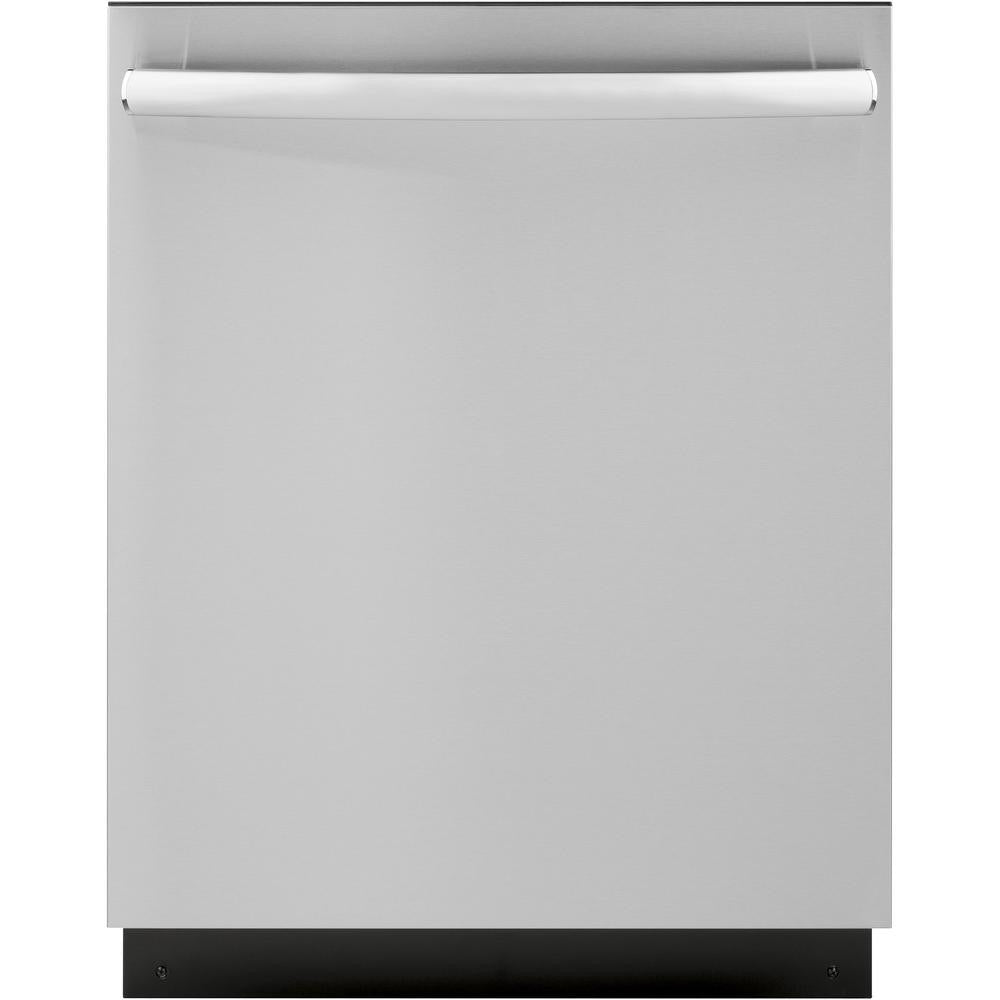 GE Top Control Tall Tub Dishwasher in Stainless Steel with Stainless Steel Tub (GDT226SSLSS)