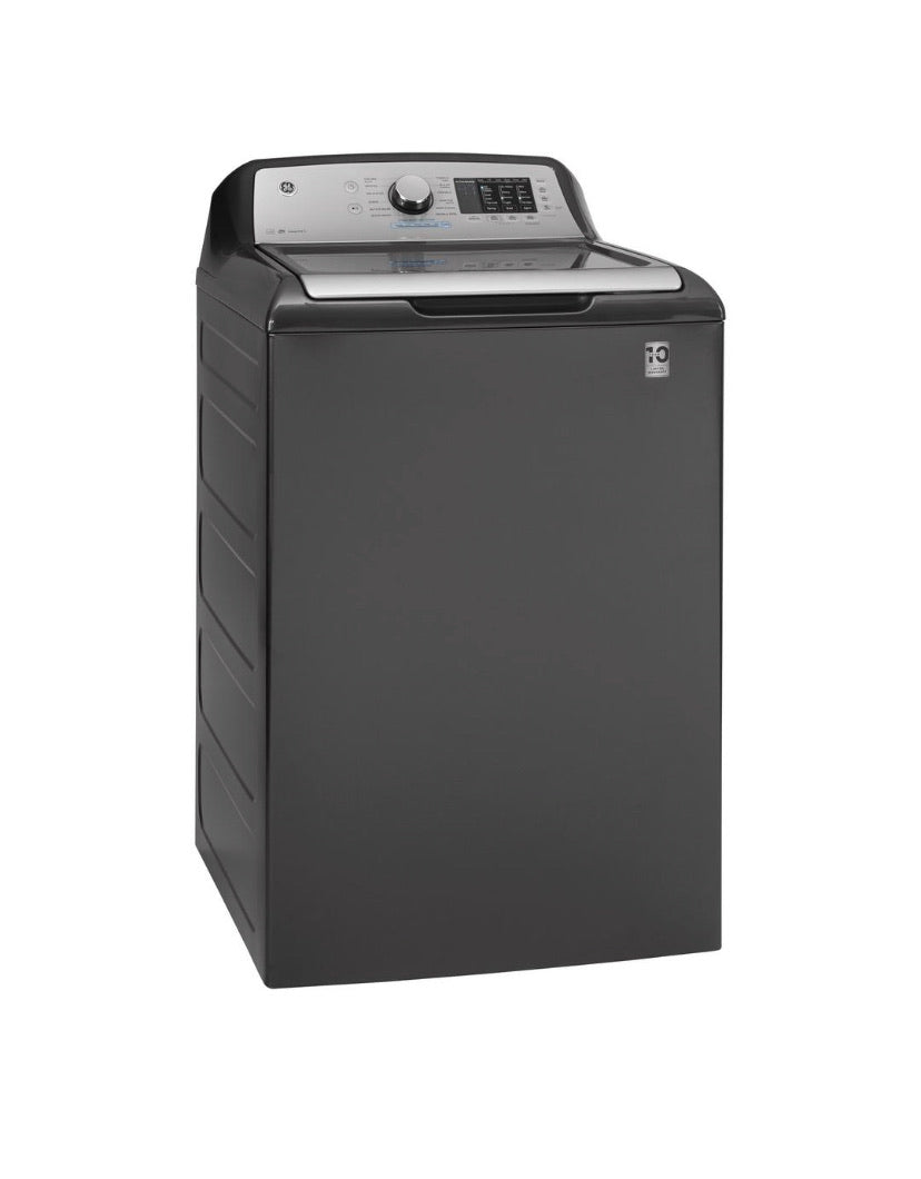 4.6 cu. ft. High Efficiency Diamond Gray Top Loading Washing Machine with Tide PODs Dispenser, ENERGY STAR Model: GTW725BPNDG
