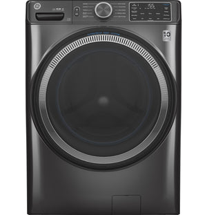 GE® 4.8 cu. ft. Capacity Smart Front Load ENERGY STAR® Washer with UltraFresh Vent System with OdorBlock™