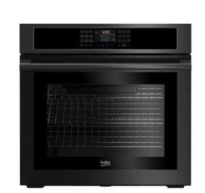 "BEKO 30"" Built-In Carbon Fiber Wall Oven model WOS30200CF"