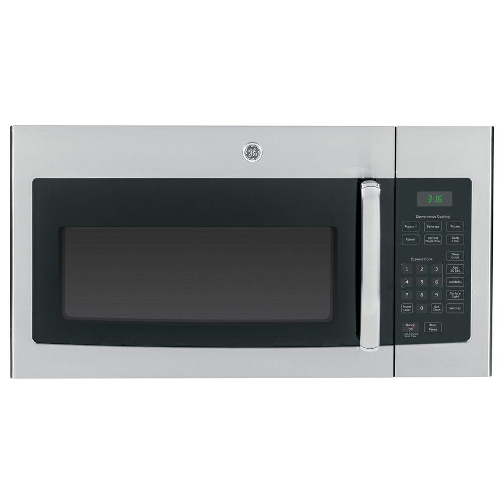 1 Piece Microwave Installation