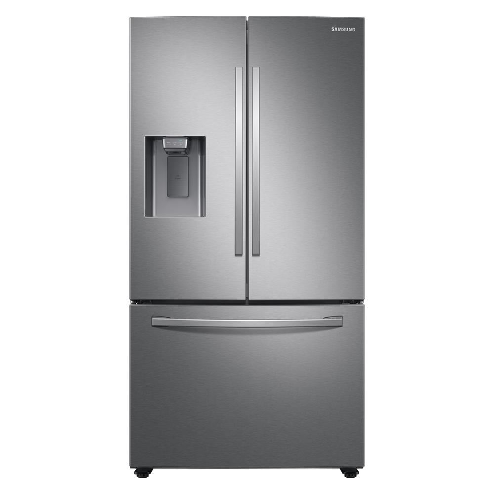 Samsung 27 cu. ft. French Door Refrigerator in Stainless Steel (RF27T5241SR)