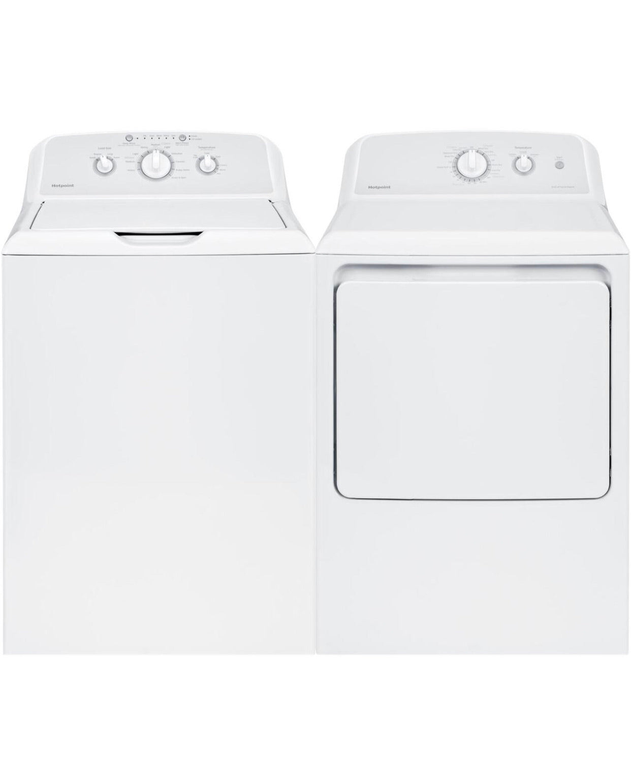 Hotpoint 3.8 cu. ft. White Top Load Washing Machine